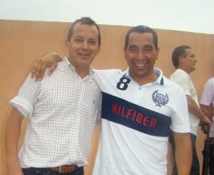 Jânio Moraes e Zinho