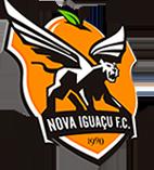 Brasão Nova Iguaçu F.C.